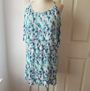 PARKER floral summer dress, never worn + tag